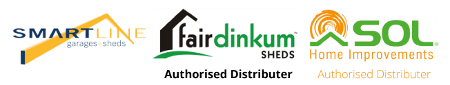 Smartline Garages • Fair Dinkum Sheds • SOL Home Improvements • Ballarat